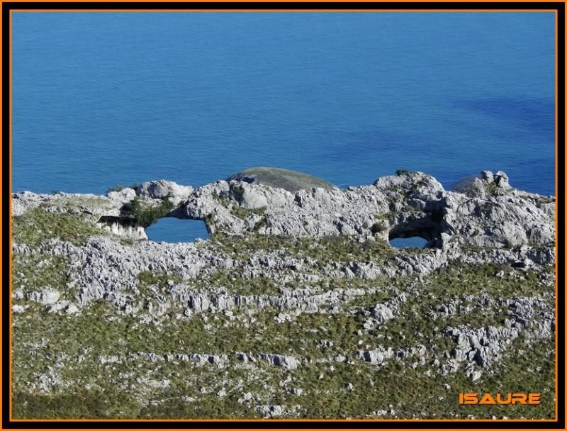 Ascensión nudista al monte Candina 498m. 150