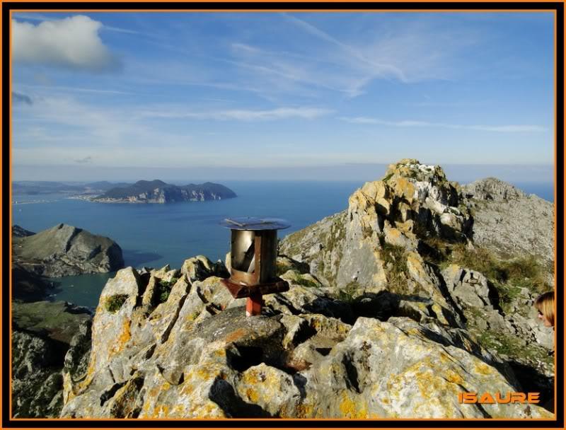 Ascensión nudista al monte Candina 498m. 152