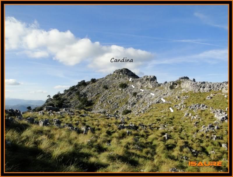 Ascensión nudista al monte Candina 498m. 156