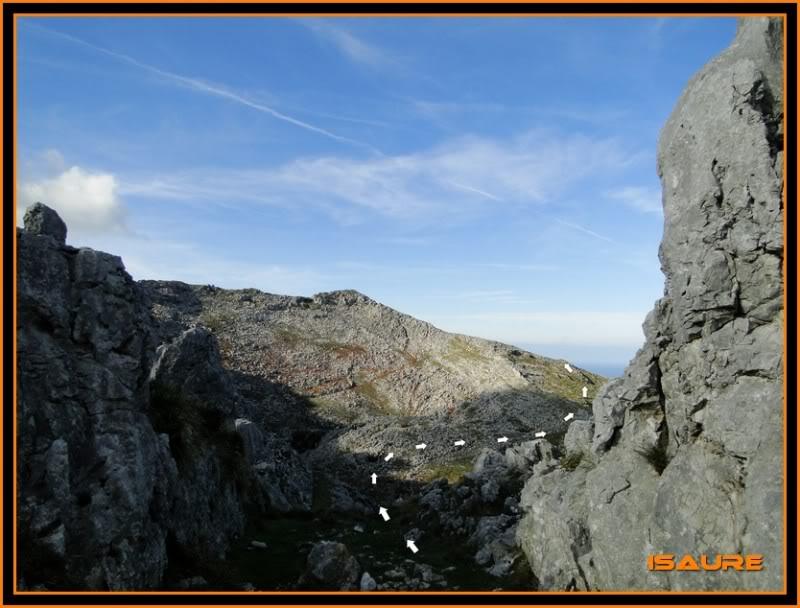 Ascensión nudista al monte Candina 498m. 162
