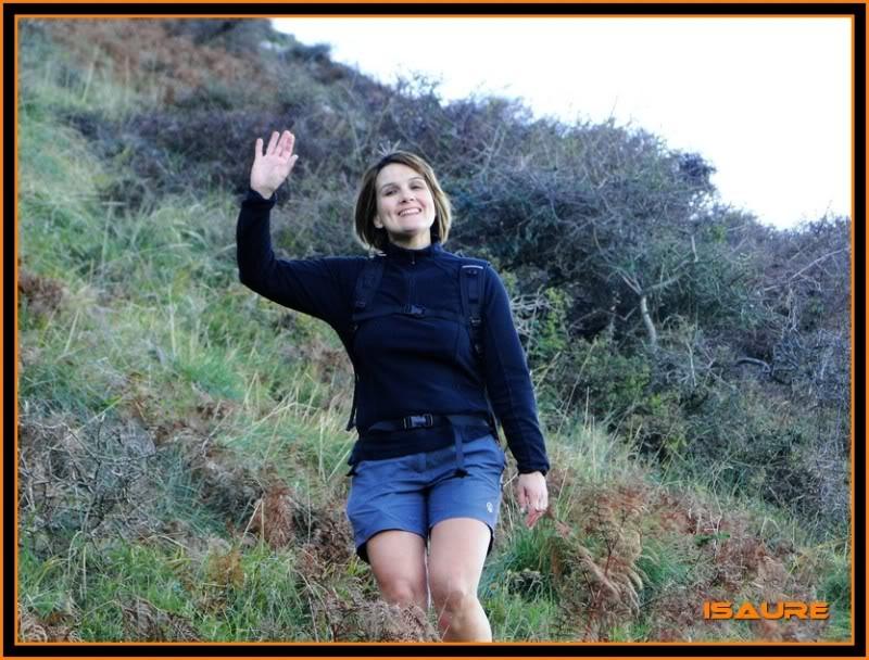 Ascensión nudista al monte Candina 498m. 184