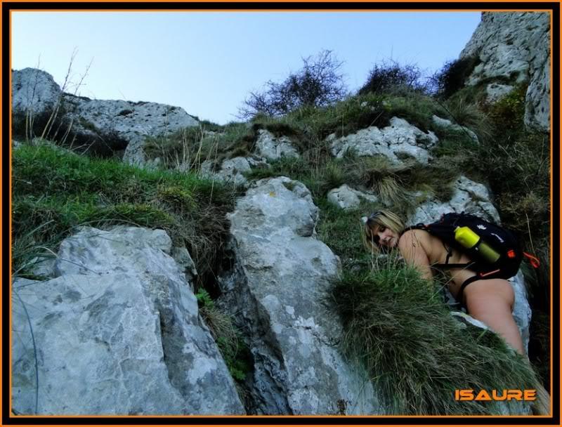 Ascensión nudista al monte Candina 498m. 34