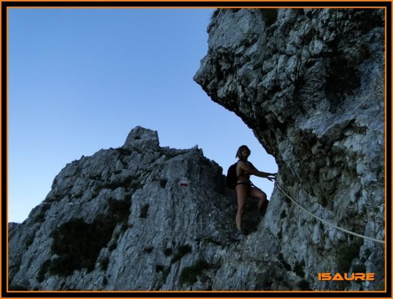 Ascensión nudista al monte Candina 498m. 74