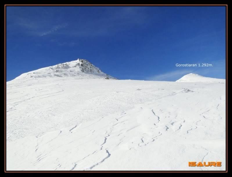 Gorostiaran 1.292m. (Sierra de Aizkorri) DSC09474