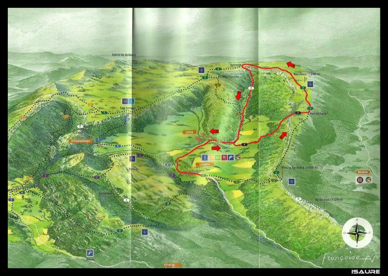 Recuenco 1.240m. (Parque Natural de Valderejo) DSC06891