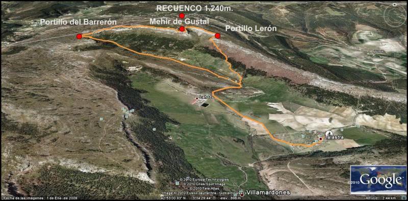 Recuenco 1.240m. (Parque Natural de Valderejo) DSC06892