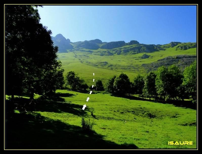 Peña Rocias 1.338m. y Mortillano 1.411m. desde el Valle de Asón DSC00065