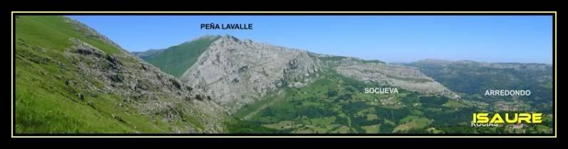 Peña Rocias 1.338m. y Mortillano 1.411m. desde el Valle de Asón DSC00074