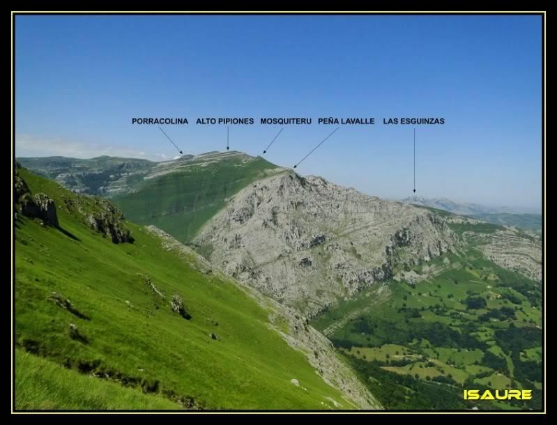 Peña Rocias 1.338m. y Mortillano 1.411m. desde el Valle de Asón DSC00078