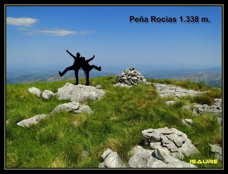 Peña Rocias 1.338m. y Mortillano 1.411m. desde el Valle de Asón DSC00120