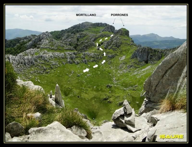 Peña Rocias 1.338m. y Mortillano 1.411m. desde el Valle de Asón DSC00128