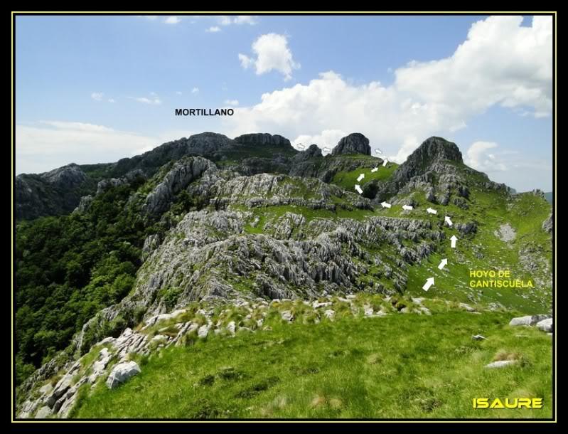 Peña Rocias 1.338m. y Mortillano 1.411m. desde el Valle de Asón DSC00131