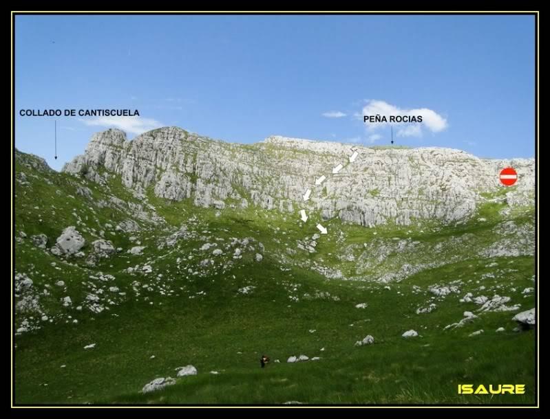 Peña Rocias 1.338m. y Mortillano 1.411m. desde el Valle de Asón DSC00132