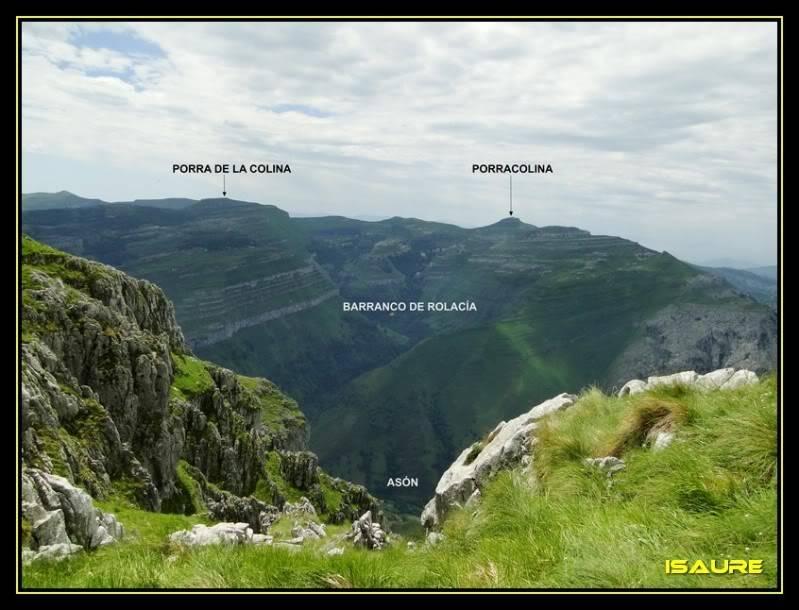 Peña Rocias 1.338m. y Mortillano 1.411m. desde el Valle de Asón DSC00137