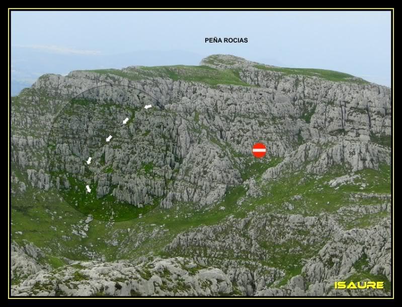 Peña Rocias 1.338m. y Mortillano 1.411m. desde el Valle de Asón DSC00164