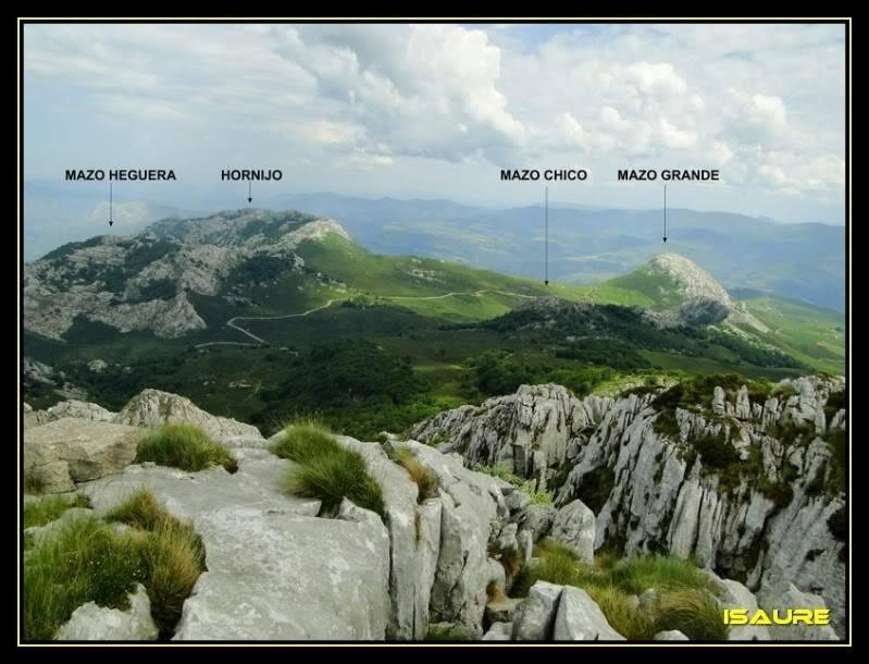 Peña Rocias 1.338m. y Mortillano 1.411m. desde el Valle de Asón DSC00165