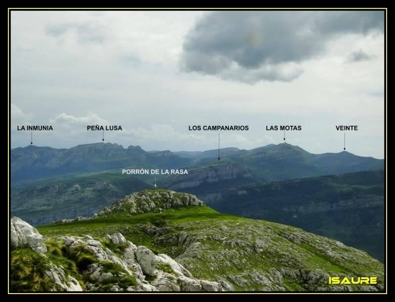 Peña Rocias 1.338m. y Mortillano 1.411m. desde el Valle de Asón DSC00170