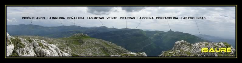 Peña Rocias 1.338m. y Mortillano 1.411m. desde el Valle de Asón DSC00173