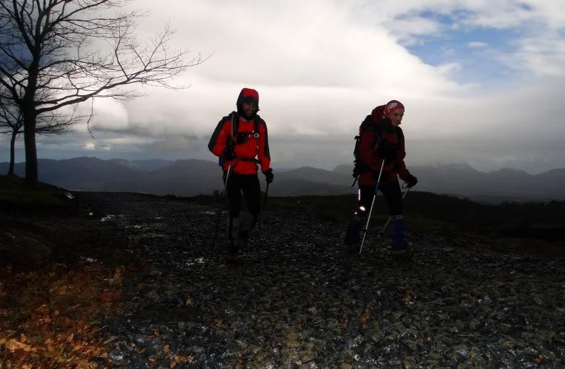 Ascensión al Gorbea 1.481m. y Aldamin 1.375m. desde Saldropo GORBEACONKEDUCC050