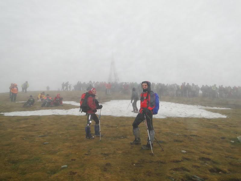 Ascensión al Gorbea 1.481m. y Aldamin 1.375m. desde Saldropo GORBEACONKEDUCC077