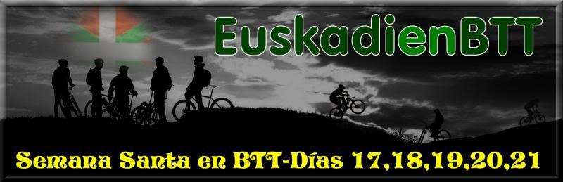 Vuelta a EuskadienBTT Semana Santa SemanaSantaenBTT