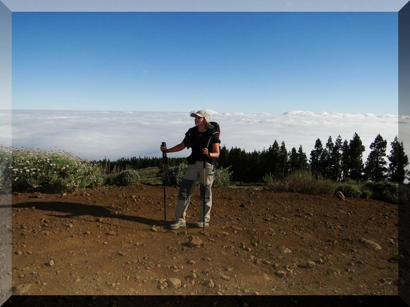 Teide 3.718m. desde la playa del Socorro 24
