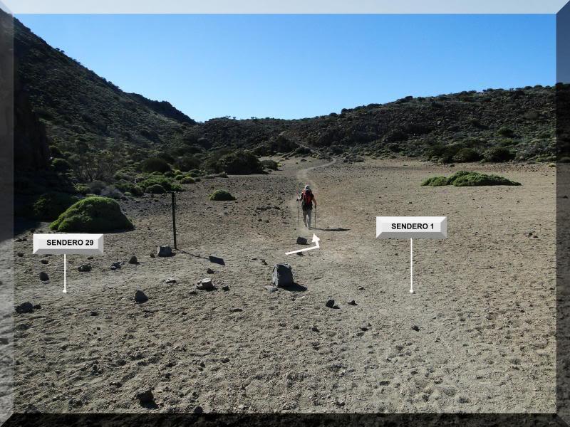 Teide 3.718m. desde la playa del Socorro 37