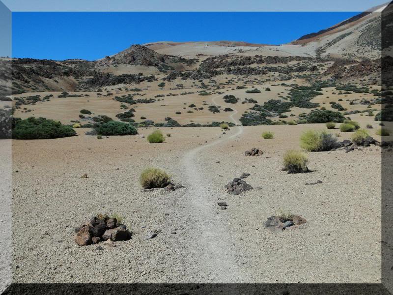 Teide 3.718m. desde la playa del Socorro 46