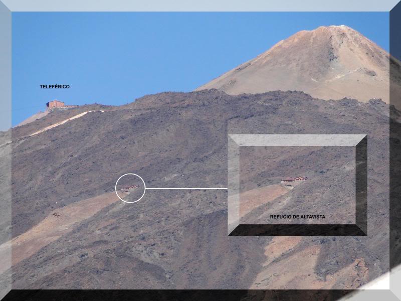Teide 3.718m. desde la playa del Socorro 48