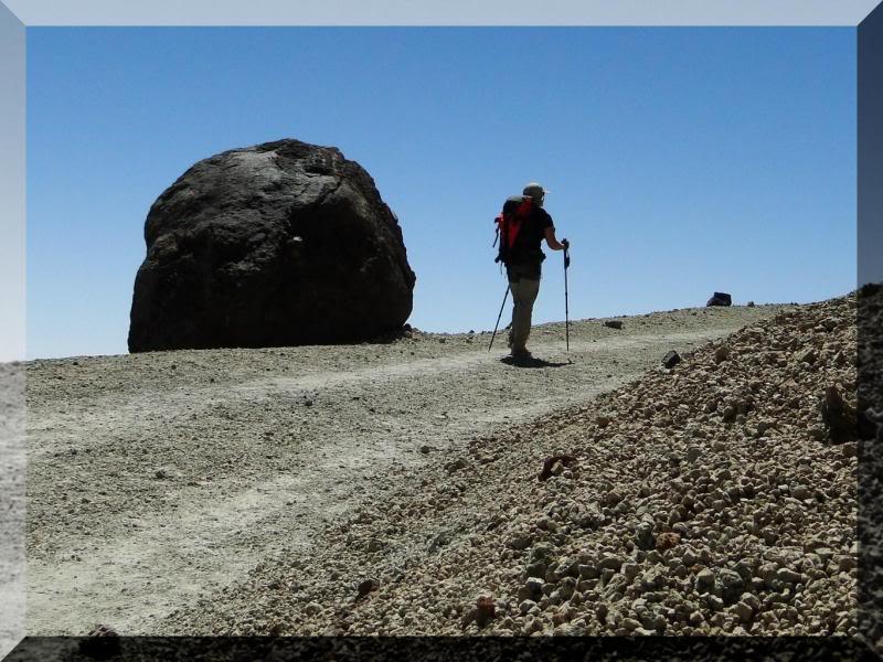 Teide 3.718m. desde la playa del Socorro 53