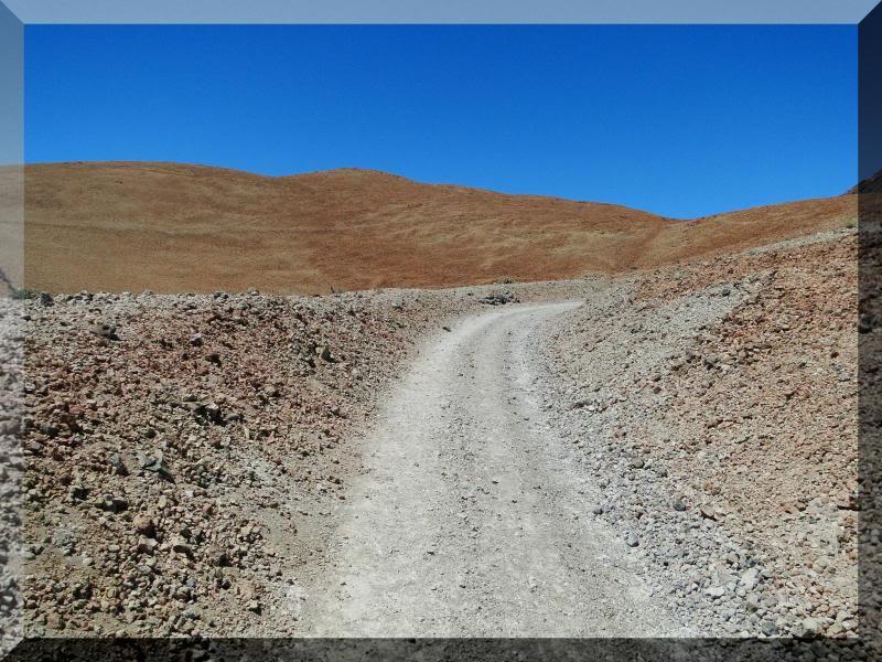 Teide 3.718m. desde la playa del Socorro 56