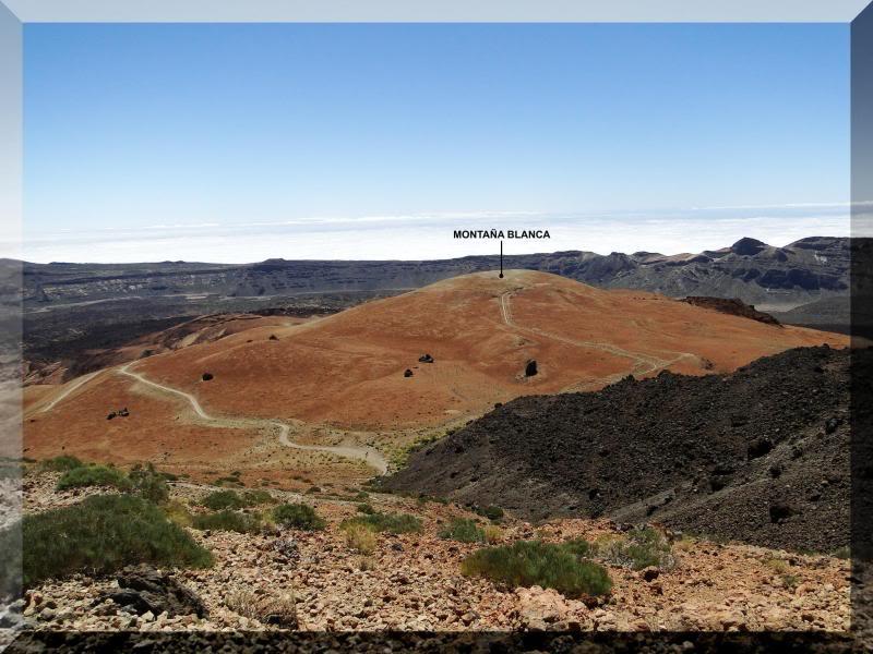 Teide 3.718m. desde la playa del Socorro 60