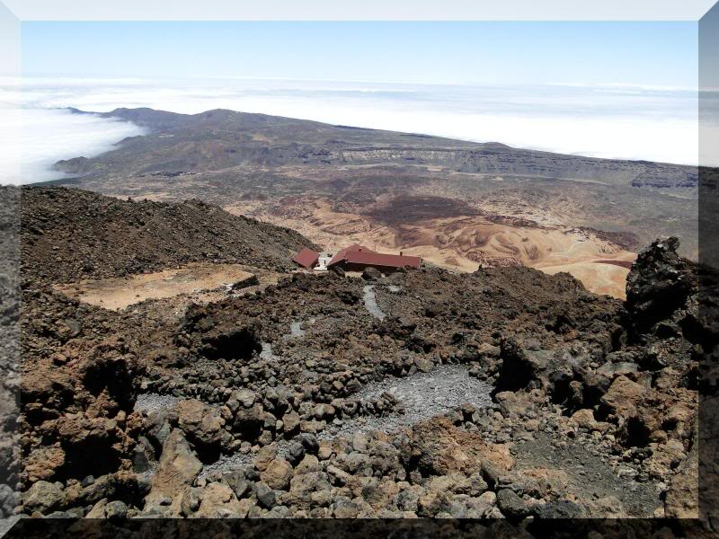 Teide 3.718m. desde la playa del Socorro 66