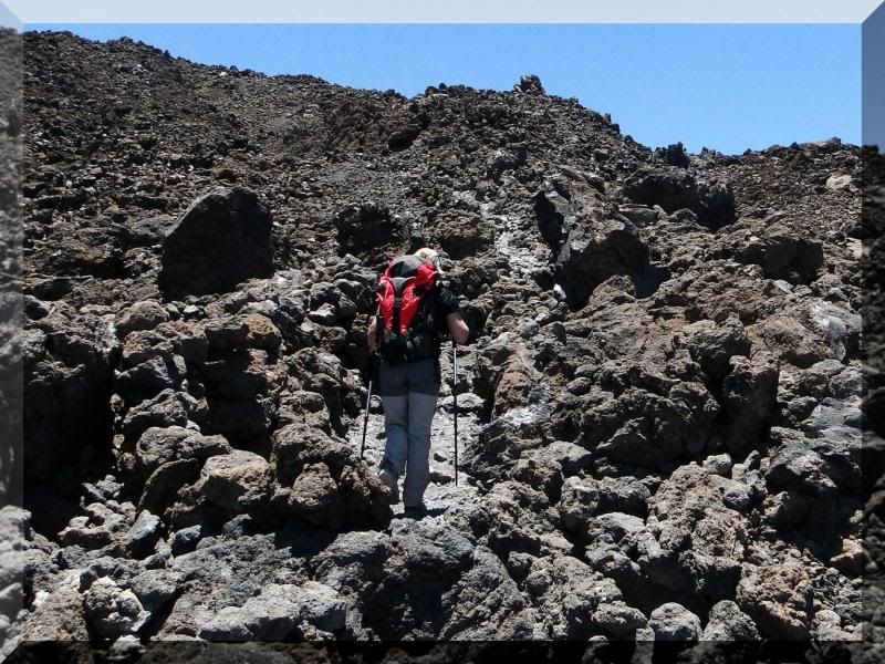 Teide 3.718m. desde la playa del Socorro 67