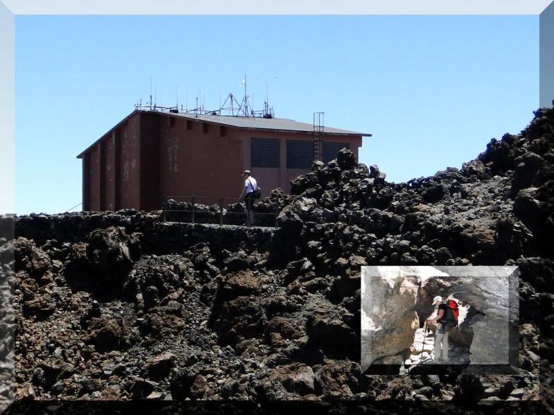 Teide 3.718m. desde la playa del Socorro 71