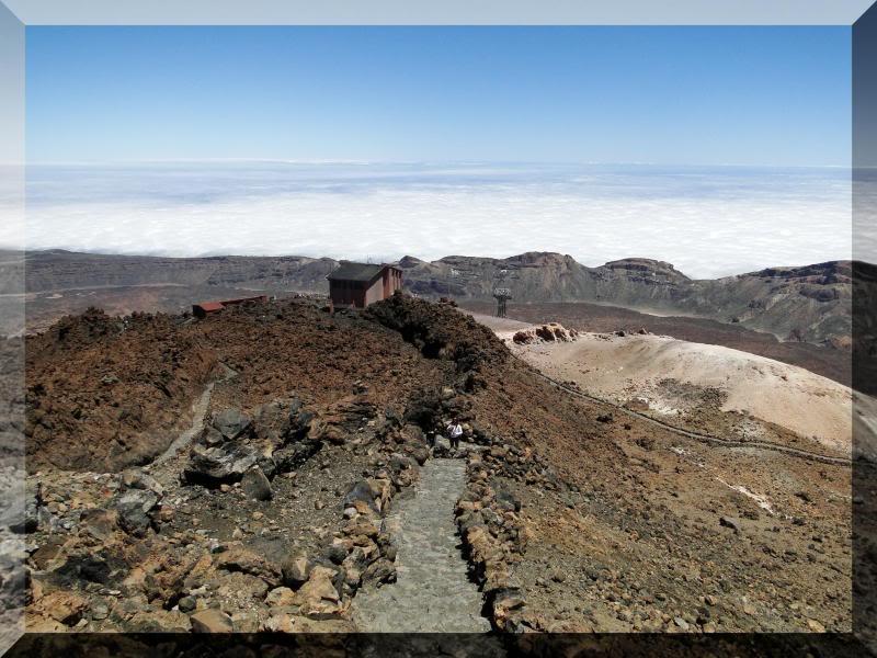 Teide 3.718m. desde la playa del Socorro 74