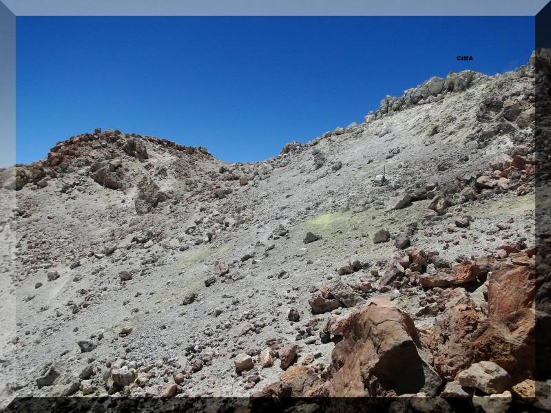 Teide 3.718m. desde la playa del Socorro 76