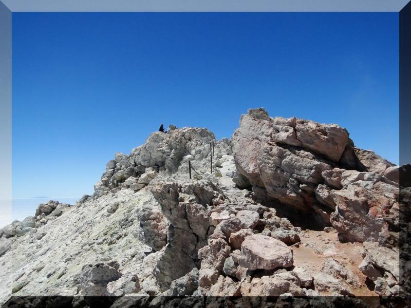 Teide 3.718m. desde la playa del Socorro 78