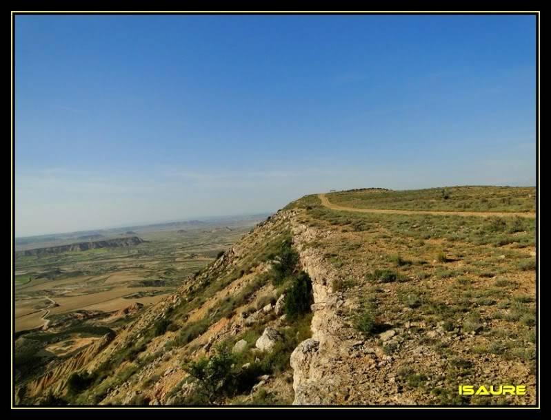 Balcón de Pilatos 466m. desde Tudela (Bárdenas Reales) DSC00636