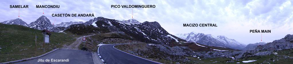 Pico Valdominguero 2.265m. desde Jito de Escarandi DSC07374-1