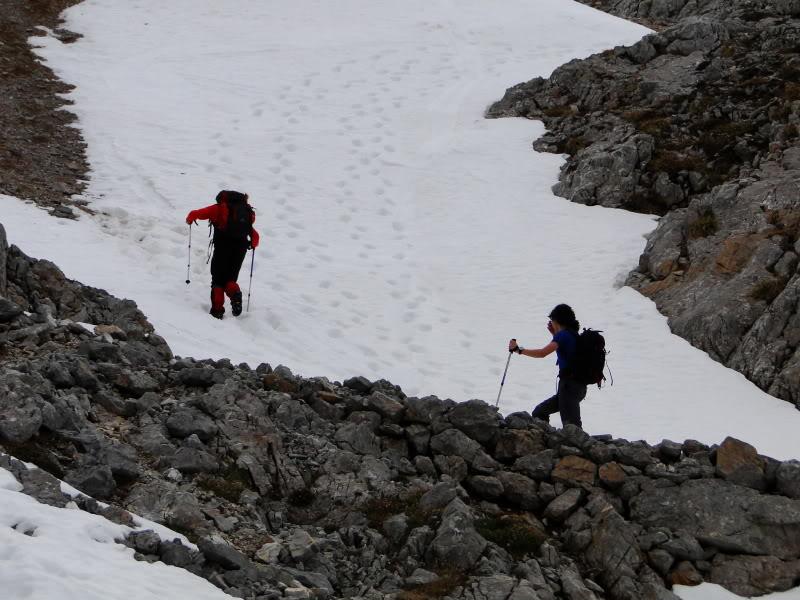 Pico Valdominguero 2.265m. desde Jito de Escarandi DSC07396