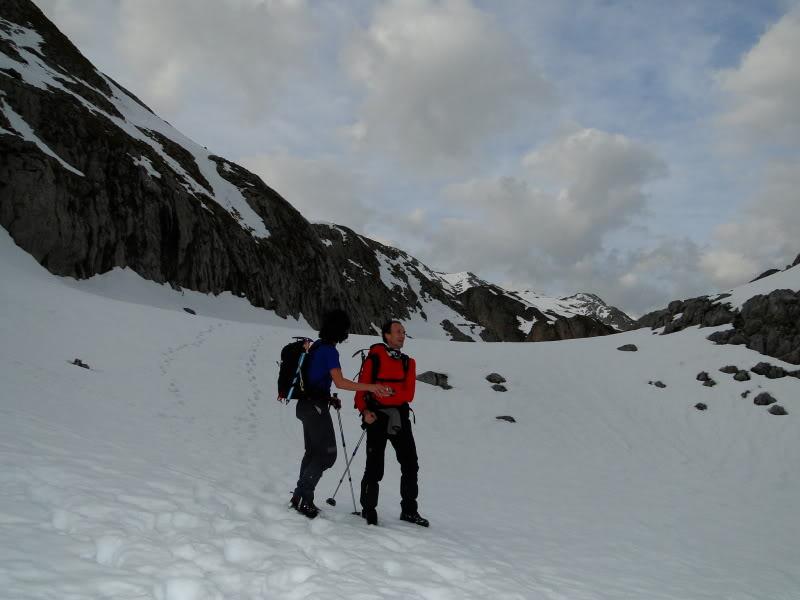 Pico Valdominguero 2.265m. desde Jito de Escarandi DSC07399