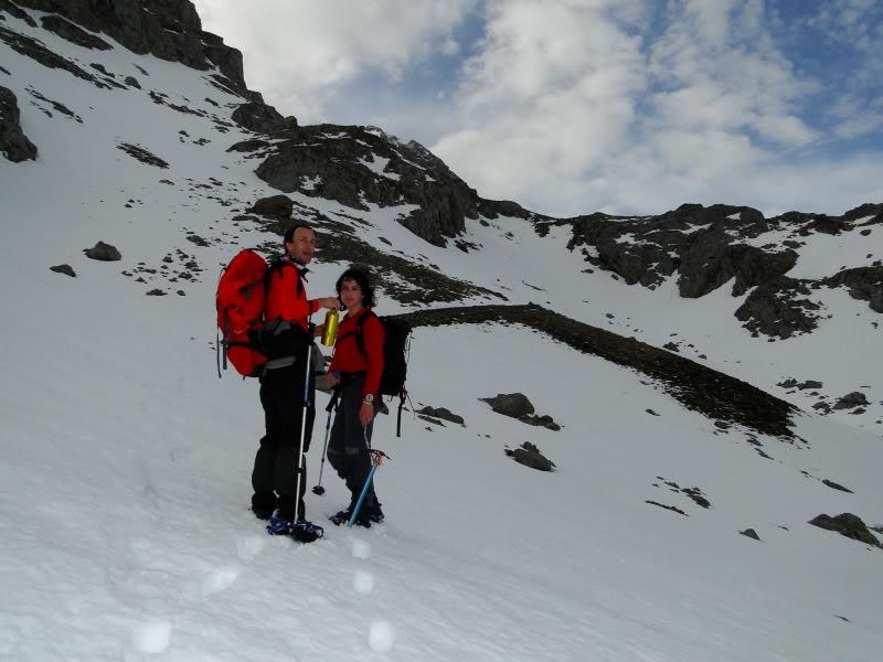 Pico Valdominguero 2.265m. desde Jito de Escarandi DSC07416