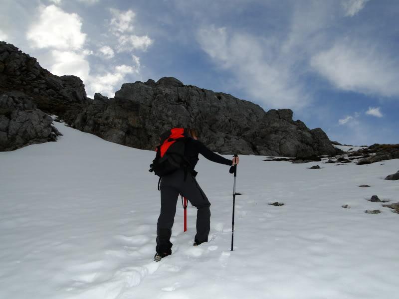 Pico Valdominguero 2.265m. desde Jito de Escarandi DSC07421