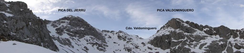 Pico Valdominguero 2.265m. desde Jito de Escarandi DSC07425-1