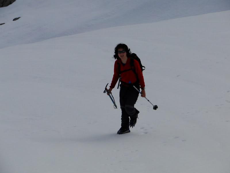 Pico Valdominguero 2.265m. desde Jito de Escarandi DSC07455