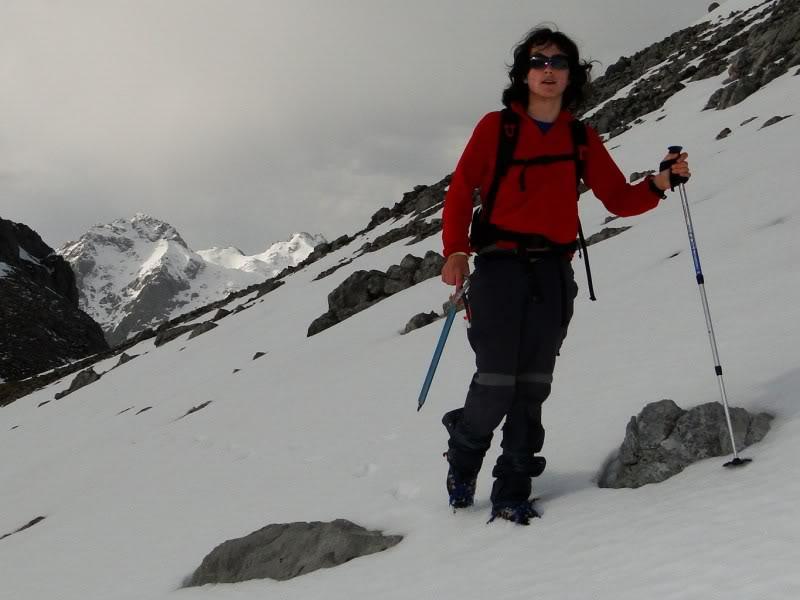 Pico Valdominguero 2.265m. desde Jito de Escarandi DSC07458