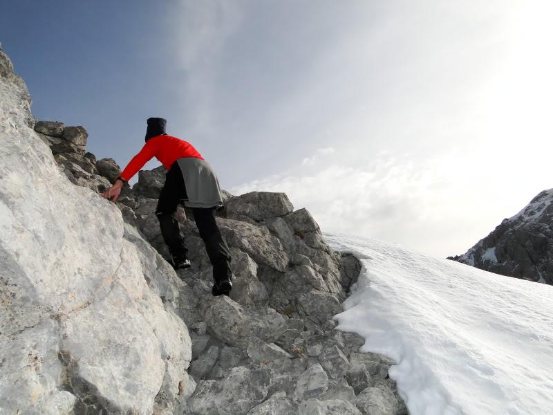 Pico Valdominguero 2.265m. desde Jito de Escarandi DSC07469