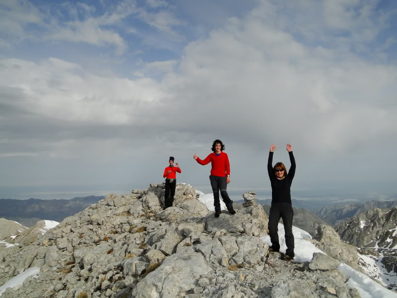 Pico Valdominguero 2.265m. desde Jito de Escarandi DSC07473