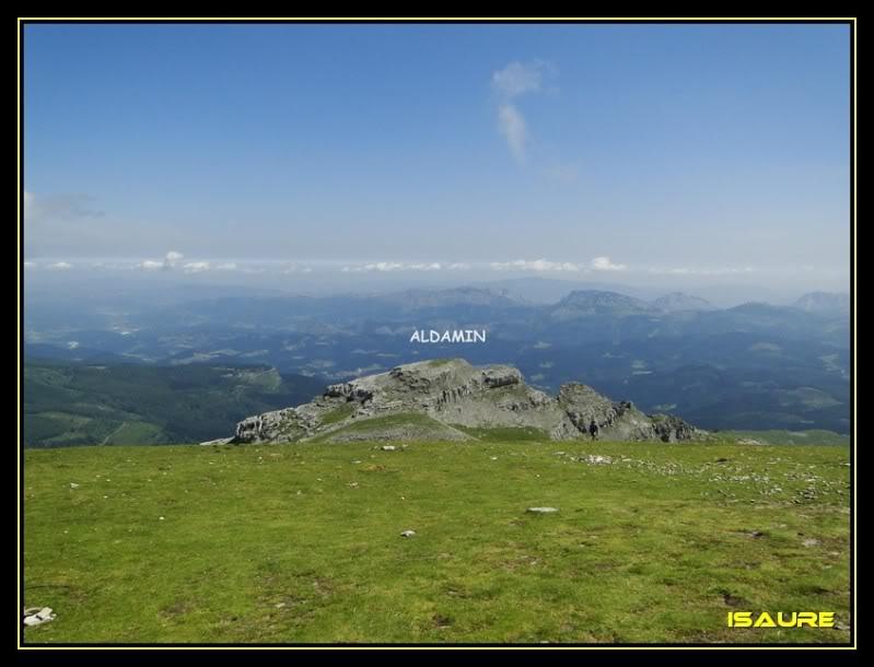 Ascensión y vuelta al Gorbea 1.481m. DSC01426